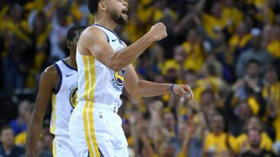 NBA: Golden State use Houston, Boston surprend Milwaukee