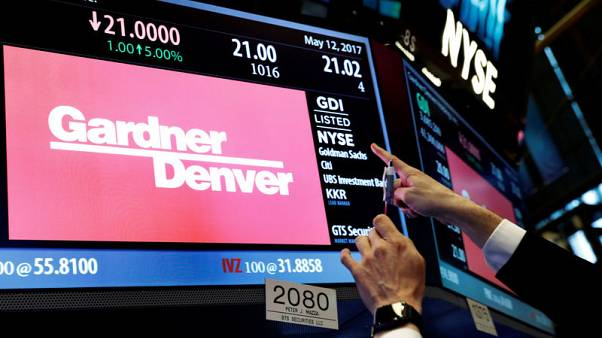 Gardner Denver to merge with Ingersoll-Rand division - WSJ