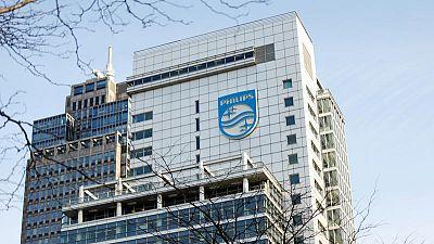 Philips first-quarter core profit misses estimates on bleak sales