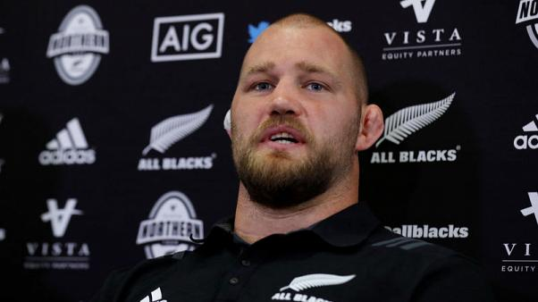 All Blacks prop Franks out for another four weeks
