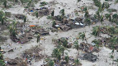 United Nations gives Mozambique $13 million for Cyclone Kenneth damage