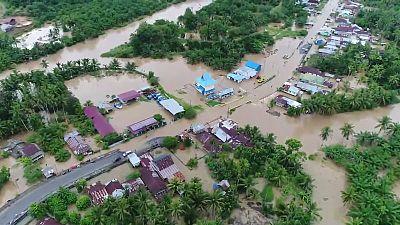 Indonesia floods, landslides kill at least 29