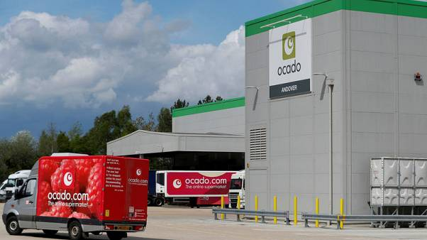 Electrical fault caused fire at Ocado distribution centre