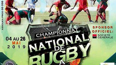 Benin Sevens Trophy : reprise du Championnat National de Rugby à VII