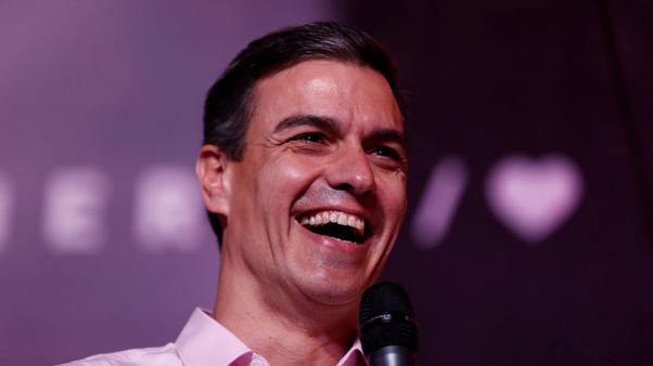 Spain's Sanchez weighs options after election win, outlook murky