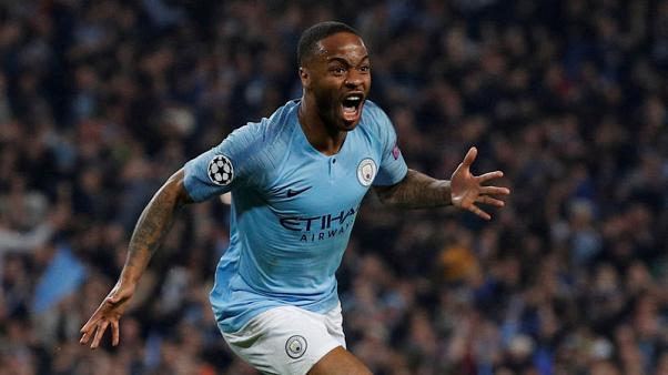 Sterling wins Football Writers' award