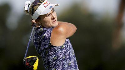 Golf, Thompson insultata,lascia i social