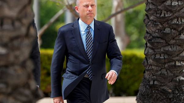 Lawyer Michael Avenatti due in California court on fraud charges