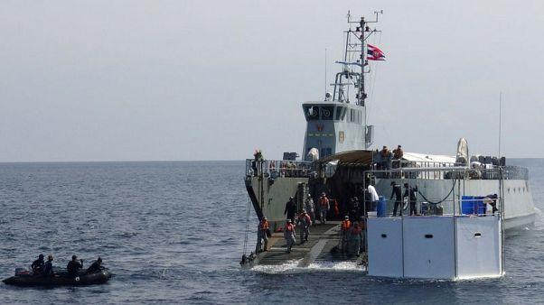 Before raid, 'seasteaders' planned floating resort off Thailand