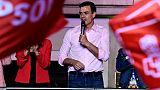 Espagne: les trois options de Pedro Sanchez