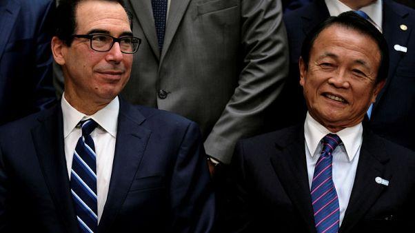 Mnuchin hopes latest talks may seal U.S.-China trade deal