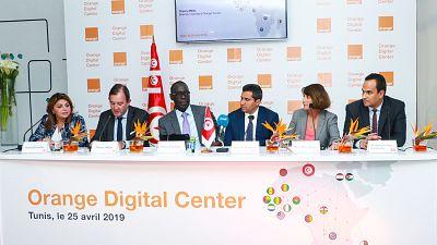 Orange, acteur engagé dans la transformation numérique en Afrique et au Moyen-Orient, inaugure son premier « Orange Digital Center » en Tunisie