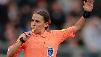 Ligue: 'prima' ok per arbitro donna