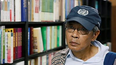 Spectre of extradition law spreads as Hong Kong bookseller flees to Taiwan