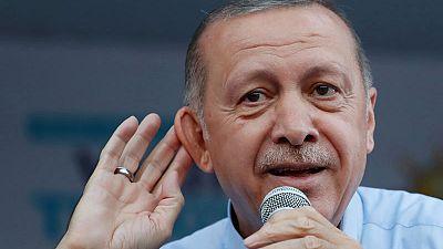 Turkey's Kale eyes F-35 options during U.S. spat