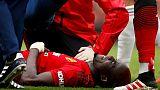 بيلي مدافع يونايتد يغيب عن كأس الأمم الافريقية بإصابة في الركبة