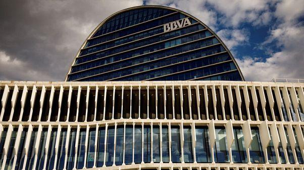 BBVA's first-quarter profit falls nearly 10 percent, hit by Turkey