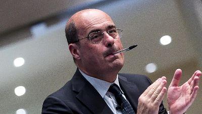 Zingaretti, Delrio?Tempesta in bicchiere