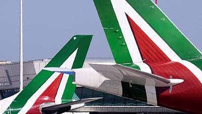 Italy state railway discusses Alitalia rescue plan delay