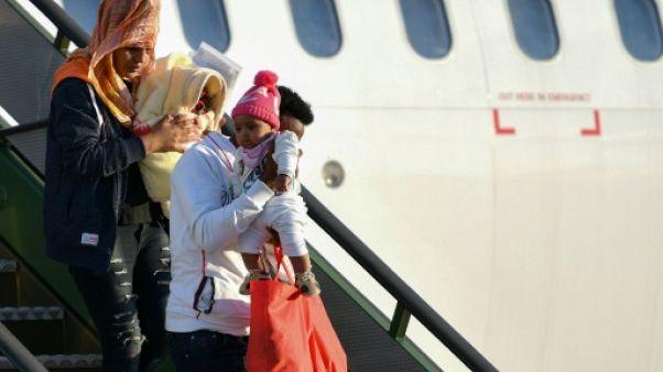 Italie: arrivée de près de 150 réfugiés provenant de Libye