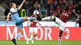 Lazio escape immediate stadium ban over racial insults