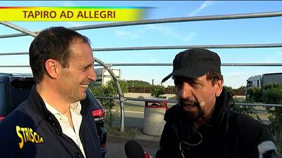 Tapiro ad Allegri, io molto arrogante...