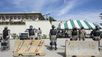 Haïti: des tirs près de l'ambassade américaine à Port-au-Prince