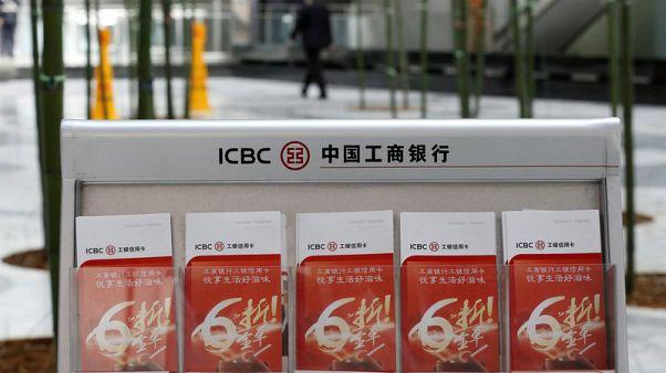 China's big banks post modest first-quarter profit growth