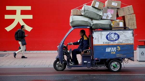 Growth in China's services activity slows in April - official PMI
