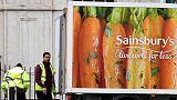 Sainsbury's lags rivals again in latest trading data - Kantar
