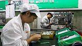 تباطؤ غير متوقع لنمو المصانع الصينية في أبريل