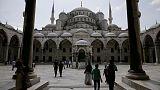 معهد الإحصاء: نمو إيرادات السياحة التركية 4.6% في الربع/1