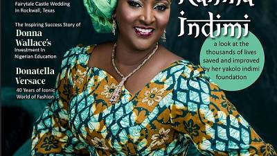 Billionaire Daughter Rahma Indimi shares how she is fighting Poverty & Inequality as she Covers Pleasures Magazine's May/June Issue