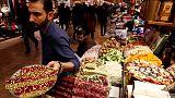 وزارة: ارتفاع زيارات الأجانب لتركيا 4.33% في مارس