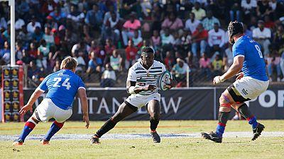 Mandivenga named Zimbabwe Rugby Academy Skipper