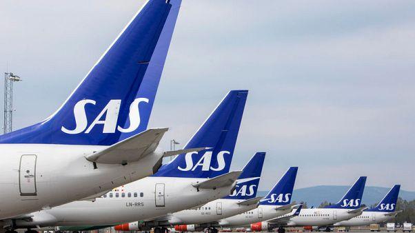 SAS stock hit by DnB downgrade as pilot strike enters fifth day
