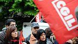 Cgil, presidio contro Salvini a Modena