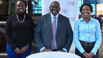 Kenya Rugby Union co-opts Wangui Kibe and Peris Mukoko into the Board of Directors