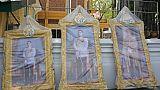 Thaïlande: le souverain d'un royaume divisé couronné ce week-end