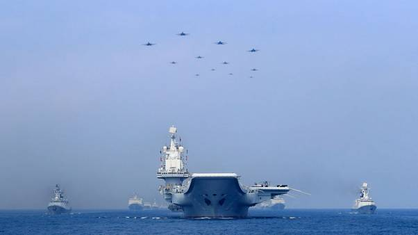 Special Report: China's vast fleet is tipping the balance in the Pacific