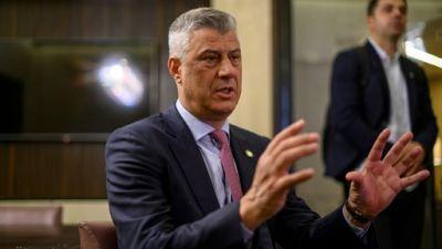 Serbie: pas de solution sans les Etats-Unis selon le président kosovar