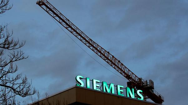 Siemens signs roadmap to upgrade Iraq's electricity infrastructure