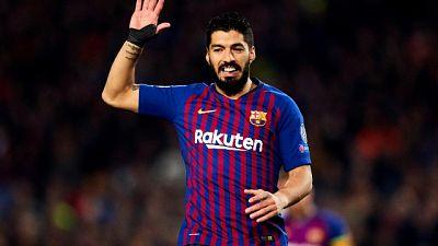 Champions: Suarez, Barca vuole la Coppa
