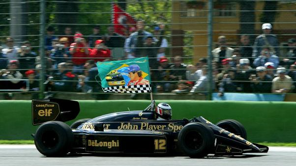 Motor racing - Hard racing and frogs in the bed; Berger's memories of Senna