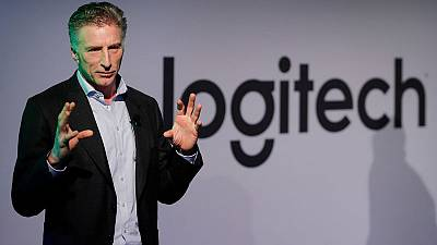 Logitech CEO sticks to guidance for 2020 business year