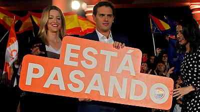 Spain's Ciudadanos says it will play responsible role as opposition