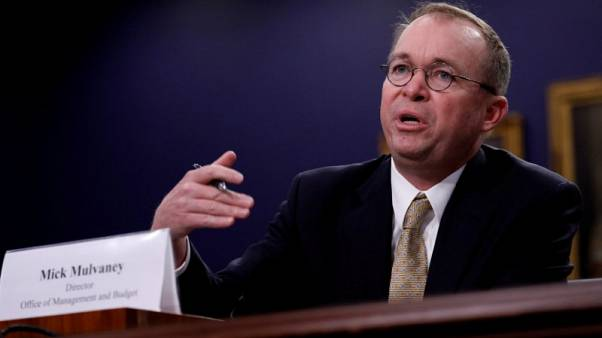 U.S.-China trade talks will likely conclude in next two weeks - Mulvaney