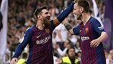 """Barcelone-Liverpool: """"Messi ouvre la voie et on le suit"""", dit Rakitic"""