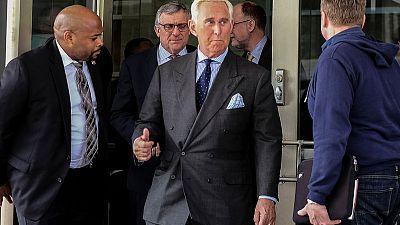 Prosecutors oppose giving unredacted Mueller report to Trump adviser Stone