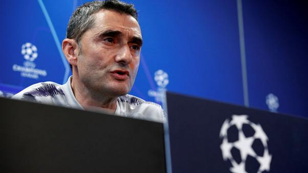 Valverde expects fans to play big role against Liverpool despite Klopp jibe